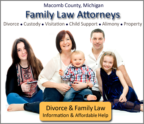 Macomb County Family Lawyers